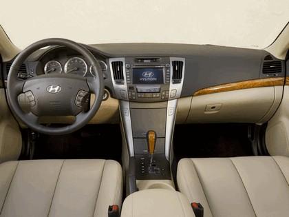 2008 Hyundai Sonata sedan US version 8