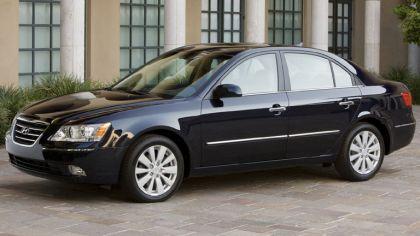 2008 Hyundai Sonata sedan US version 9