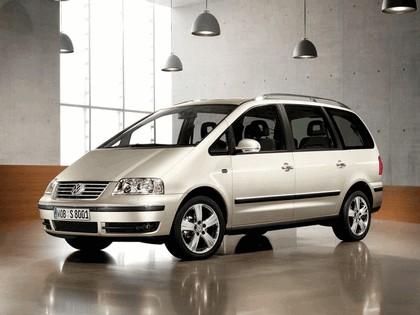2008 Volkswagen Sharan Exclusive edition 1