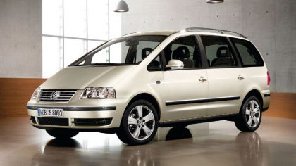 2008 Volkswagen Sharan Exclusive edition 6