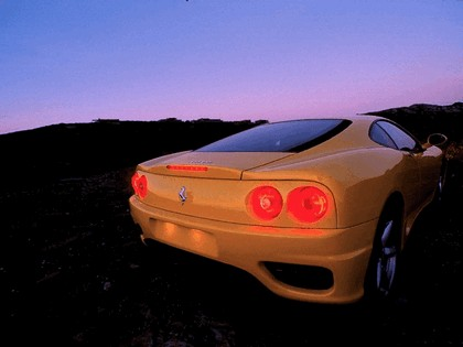 2001 Ferrari 360 Modena 4