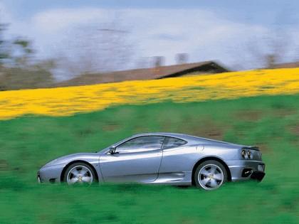 2001 Ferrari 360 Modena 9