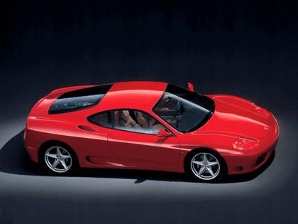 2001 Ferrari 360 Modena 10