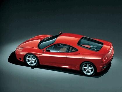 2001 Ferrari 360 Modena 11