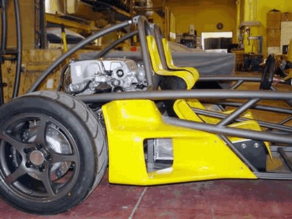 2008 Race Car Replicas Superlite roadster SL-R 4