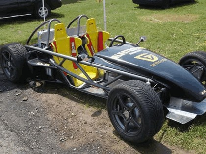 2008 Race Car Replicas Superlite roadster SL-R 8