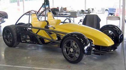 2008 Race Car Replicas Superlite roadster SL-R 1