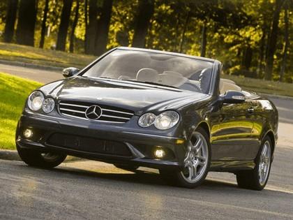 2009 Mercedes-Benz CLK550 cabriolet 7
