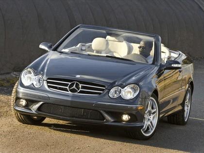 2009 Mercedes-Benz CLK550 cabriolet 8