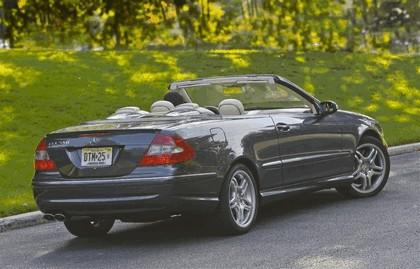 2009 Mercedes-Benz CLK550 cabriolet 10