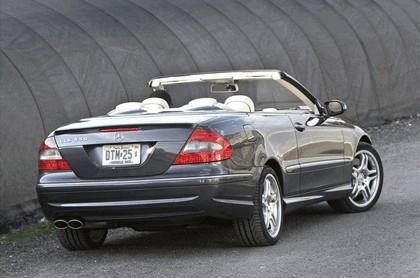 2009 Mercedes-Benz CLK550 cabriolet 12