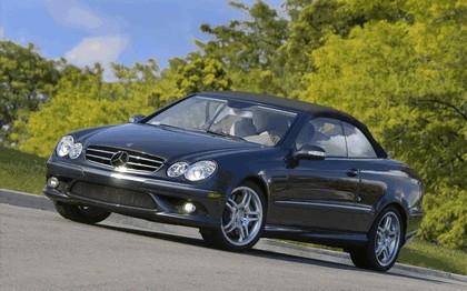 2009 Mercedes-Benz CLK550 cabriolet 14