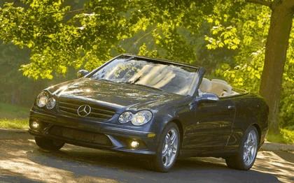 2009 Mercedes-Benz CLK550 cabriolet 15