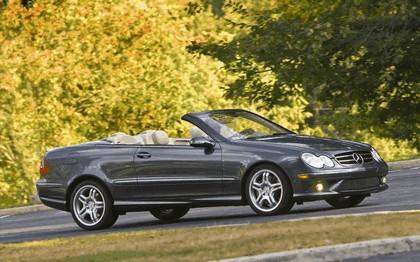 2009 Mercedes-Benz CLK550 cabriolet 18