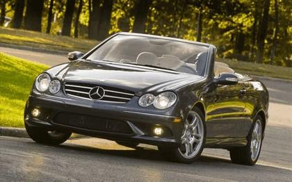 2009 Mercedes-Benz CLK550 cabriolet 19