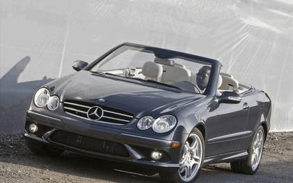 2009 Mercedes-Benz CLK550 cabriolet 21