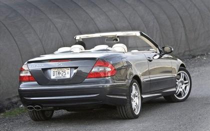 2009 Mercedes-Benz CLK550 cabriolet 24