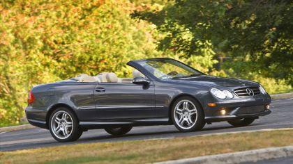 2009 Mercedes-Benz CLK550 cabriolet 2
