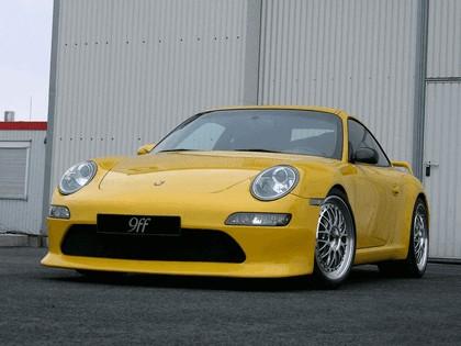 2007 Porsche 911 ( 997 ) body kit by 9ff 1