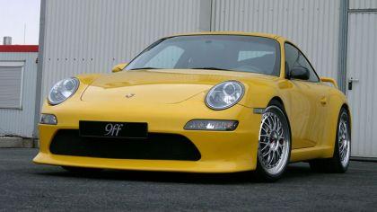 2007 Porsche 911 ( 997 ) body kit by 9ff 9