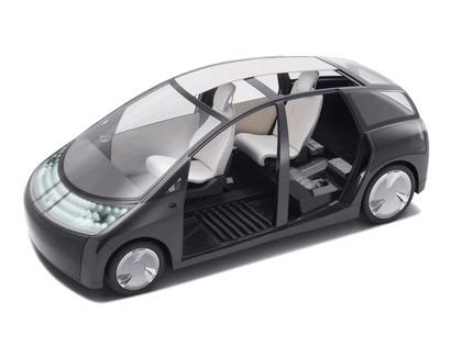 2008 Toyota 1X concept 1