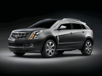 2009 Cadillac SRX 2