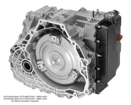2009 Cadillac SRX 8