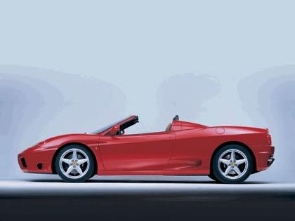 2001 Ferrari 360 Modena spyder 4