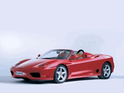 2001 Ferrari 360 Modena spyder 5