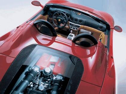 2001 Ferrari 360 Modena spyder 6