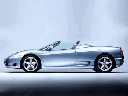 2001 Ferrari 360 Modena spyder 7