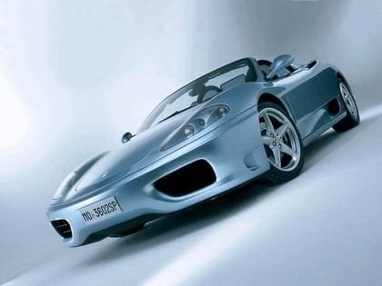 2001 Ferrari 360 Modena spyder 8