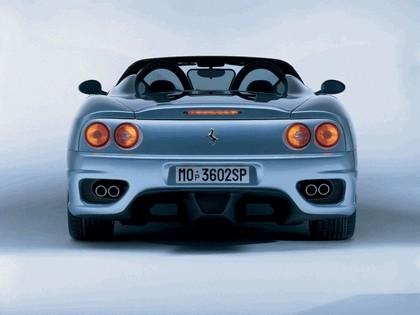2001 Ferrari 360 Modena spyder 9