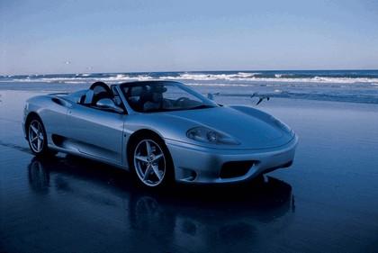 2001 Ferrari 360 Modena spyder 13