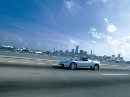 2001 Ferrari 360 Modena spyder 16