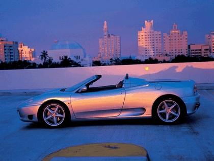 2001 Ferrari 360 Modena spyder 17