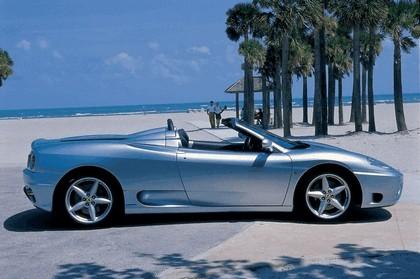 2001 Ferrari 360 Modena spyder 18