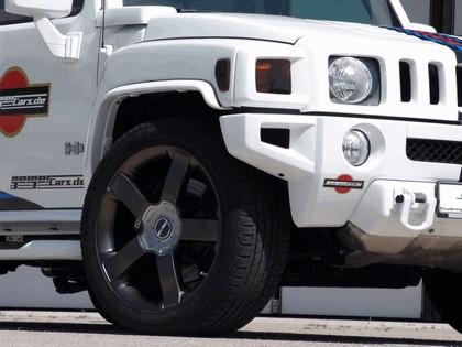 2009 Hummer H3 V8 Kompressor by GeigerCars 2