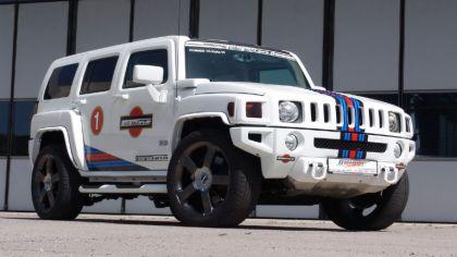 2009 Hummer H3 V8 Kompressor by GeigerCars 4