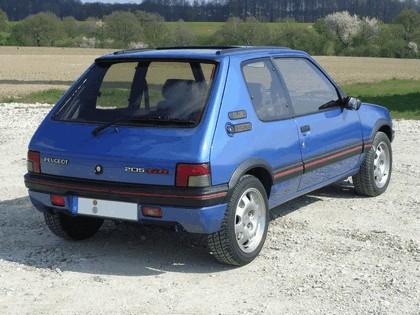 1984 Peugeot 205 GTI 4
