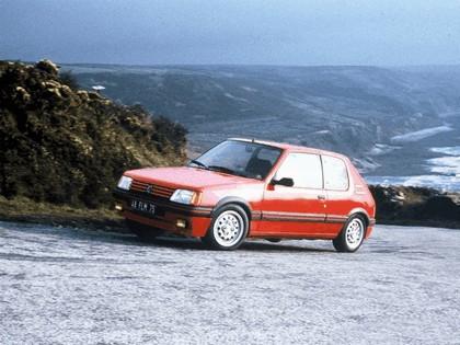 1984 Peugeot 205 GTI 7