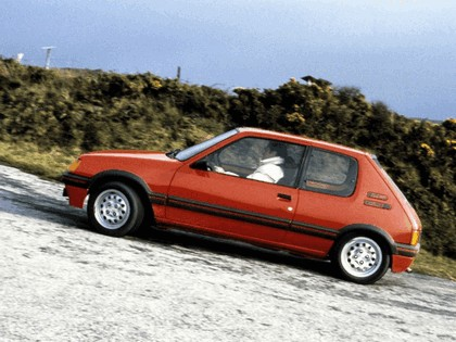1984 Peugeot 205 GTI 8