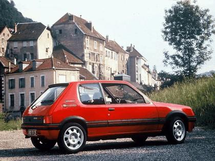 1984 Peugeot 205 GTI 10