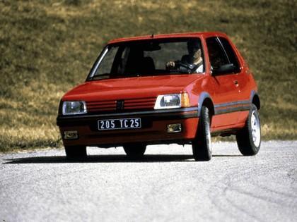 1984 Peugeot 205 GTI 11