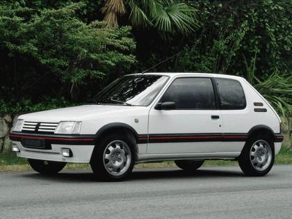1984 Peugeot 205 GTI 13