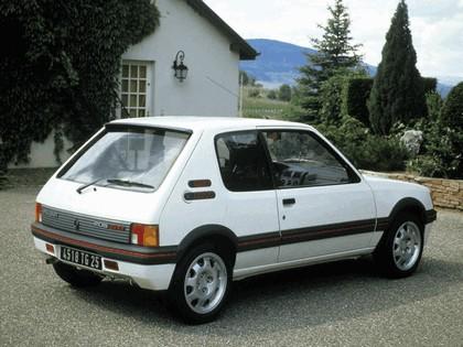1984 Peugeot 205 GTI 16