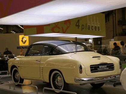 1956 Renault 4CV coupé 3