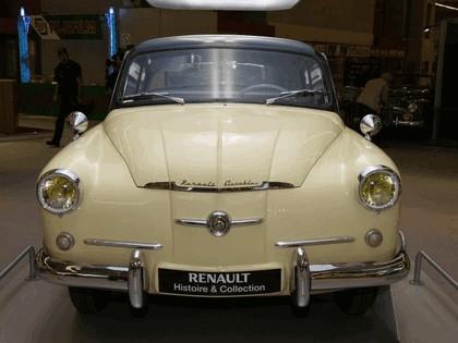 1956 Renault 4CV coupé 4