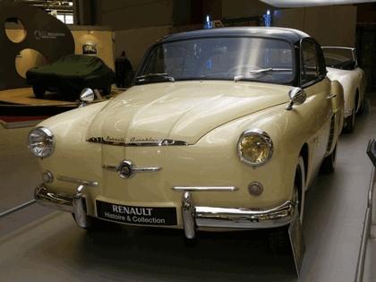 1956 Renault 4CV coupé 5