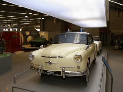 1956 Renault 4CV coupé 6